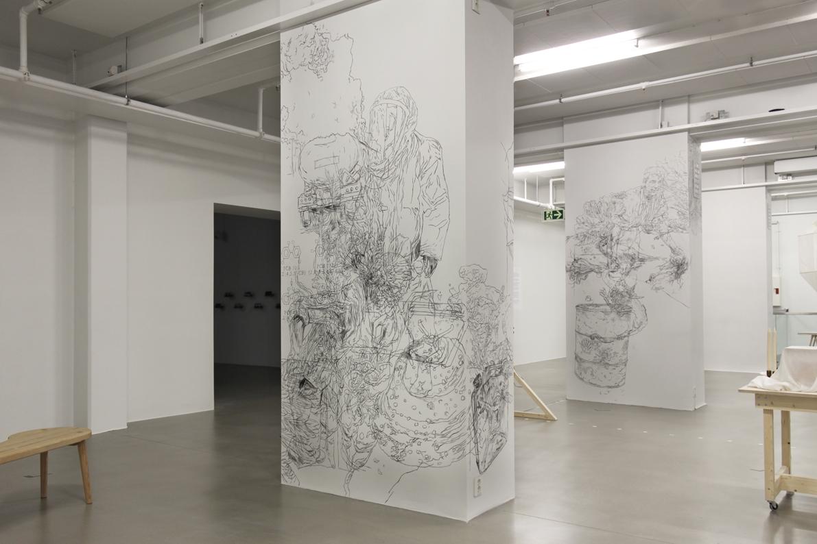 1 Asbjørn Skou Et Nytt Vi Kunsthall Trondheim
